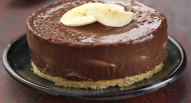 Recette fondant chocolat banane facile et rapide - Cuisine legere au quotidien ...