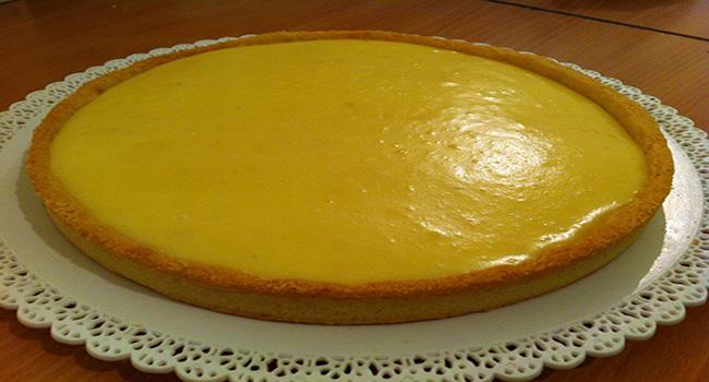Tarte au citron simple - Recette tarte au citron simple ...